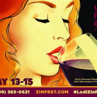 ZinFest Wine Festival: Wine, Food & Fun at Lodi Lake