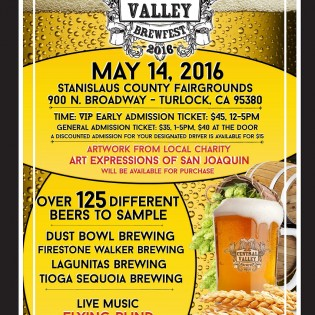Central Valley Brewfest is Back!