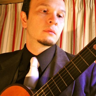 MJC presents Guitar Recital by Carlos Eugenio Santi