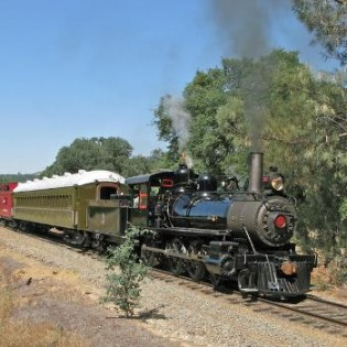 Railtown 1897 Resumes Excursion Train Ride Season