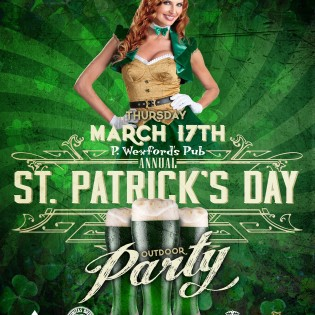 St Patrick's Happenings
