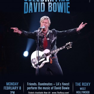 Celebration of Bowie at the Roxy