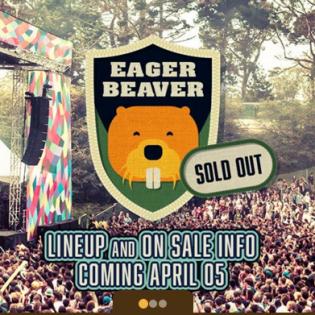 OutsideLands Eager Beaver Sold Out
