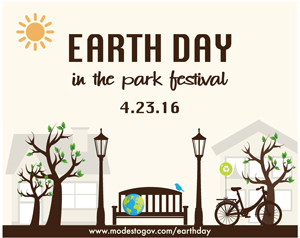 Earth Day in the Park Festival Saturday, April 23rd