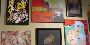 "Crow Trading Company Showcases Art from ""The Art of Justice"""