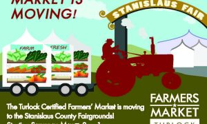 The Turlock Certified Farmers Market and Love Turlock will begin this Saturday, May 7th at the Stan Co Fairgrounds