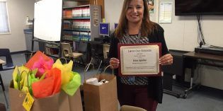 Love Modesto Teacher of the Month – Irma Aguilar