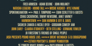 Outside Lands Announces Barbary Comedy & Improv Lineup