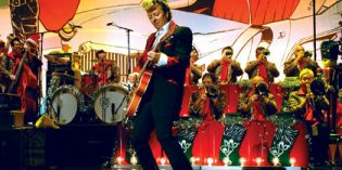 Brian Setzer Orchestra Coming to Gallo Center!