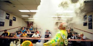 MJC offers A Halloween Chemistry Show