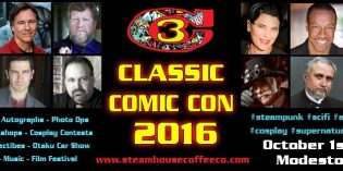 Classic Comic Con October 1st and 2nd