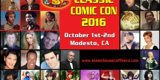 Release Your Inner Geek at Classic Comic Con Sept 30 – Oct 2