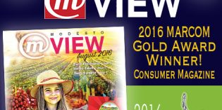 ModestoView Goes Gold