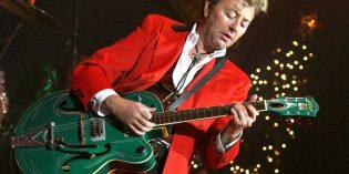 RockabillyView – Brian Setzer Comes to Modesto