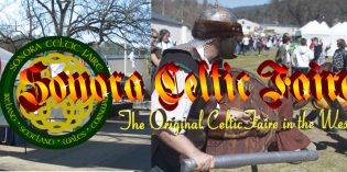 The 31st Sonora Celtic Faire Hosts The International Ultimate Jousting Championships!