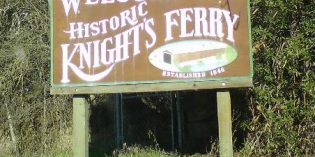 History from your backyard: Lovers Leap and Knights Ferry