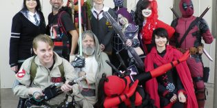 Turlock Comic Con Great Success