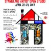 2017 Stanislaus Artist Open Studio Tour April 22-23