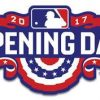 It's Opening Day