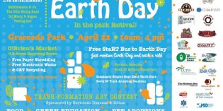 GreenView: 28th Annual Earth Day in the Park Festival