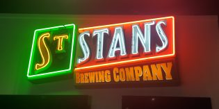 BrewView: St. Stan's: Conceived in Heaven, Brewed in California