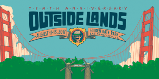 GlobalView -SF OutsideLands is Aug 11-13