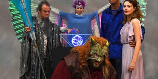 MJC Theater Department stages a Sci-Fi  Tempest