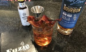 BarView – Fuzio¹s Candied Bacon Do Good Old Fashioned