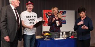 Church & State debuts in Modesto on MJC stage