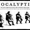 Metalica by Four Cellos