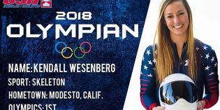 InterView – Kendall Wesenberg