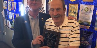 RotaryView – Celebrating Nick Mascitelli