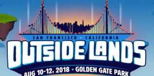GlobalView -SF OutsideLands is Aug 10-12