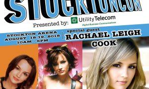 GeekView StocktonCon