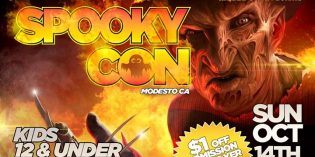 GeekView Attends Modesto's SpookyCon