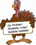 Go Modesto's – Turkey Trot Thanksgiving Day