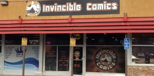 GeekView Things are looking Super for Invincible Comics