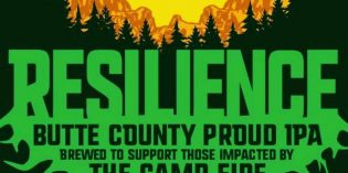 BrewView: The Resilience IPA Supports the Camp Fire Relief Fund