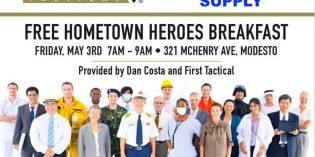 Hometown Hero Breakfast – May 3