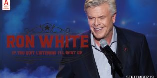 Ron White Show Added at Gallo Center