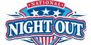 National Night Out Aug 6