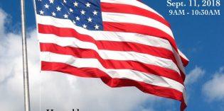 GoDowntown Modesto – 9/11 Memorial