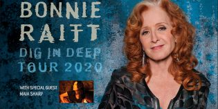 Bonnie Raitt Show Added at Gallo Center