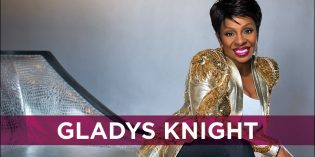 Gladys Knight is coming in March!