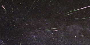 StarView: Perseid Meteor Shower
